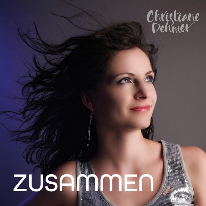 Zusammen, Christiane Dehmer, Albumcover, EP, CD,