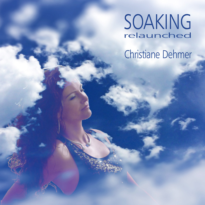 soaking, Christiane Dehmer, Albumcover, soaking relaunched